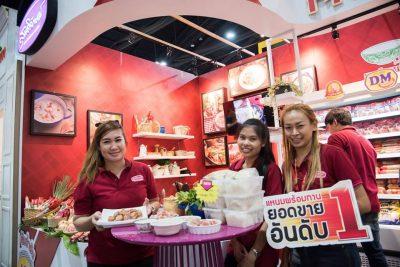 สุทธิลักษณ์ ใน Thaifex World of Food Asia 2016